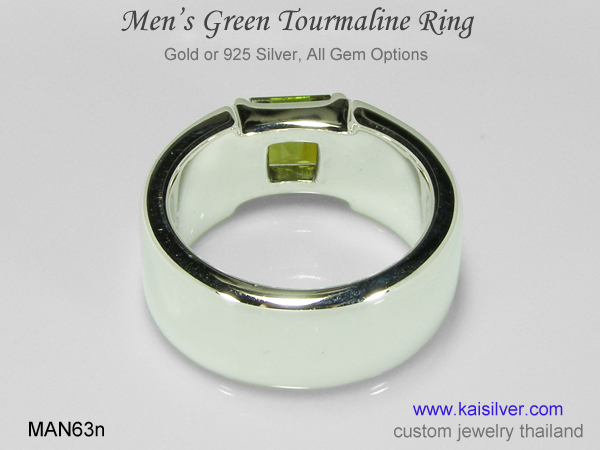 made to order men's ring
